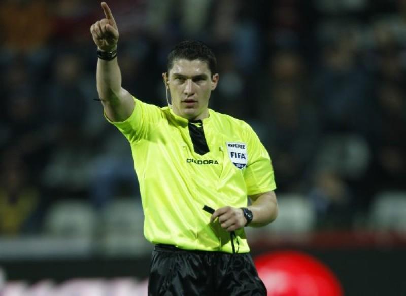 Istvan Kovacs a revenit in Liga 1 cu un penalty refuzat botosanenilor! VIDEO