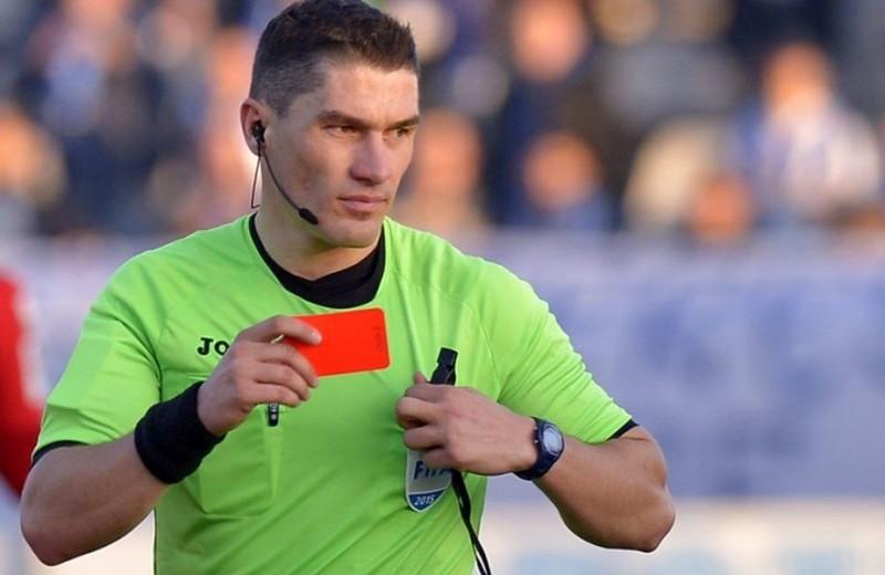 Istvan Kovacs va arbitra meciul FC Botosani - Pandurii Targu Jiu