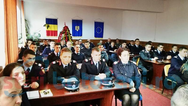 19 subofițeri noi la Inspectoratul pentru Situații de Urgență Botoșani - FOTO