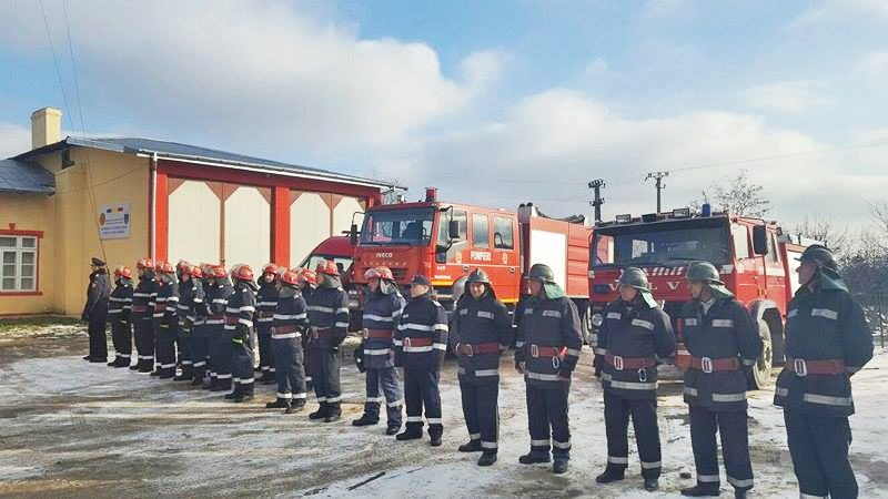 ISU Botosani a operationalizat la Darabani primul Punct de lucru - FOTO