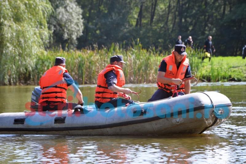 ISU Botoșani nu are personal pentru misiuni de salvare subacvatice