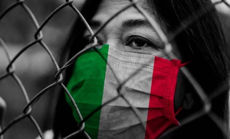 Italia: 743 de morți și 5249 de cazuri noi în 24 de ore. Spania vine serios din urmă cu 514 decese