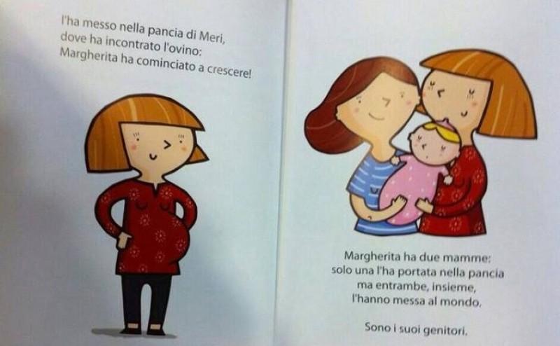 Italia - Primul copil cu două mame în certificatul de naștere. Motivația halucinantă a instanței: interesul superior al copilului!
