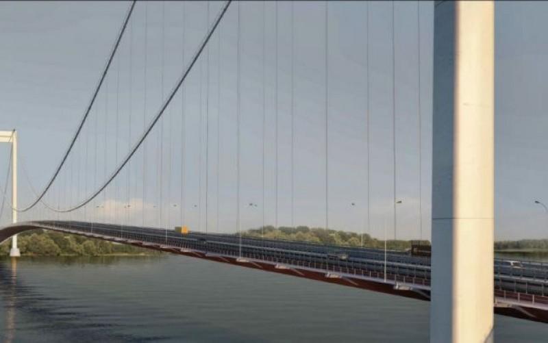 Italienii vor construi cel mai lung pod din România și al treilea din Europa!