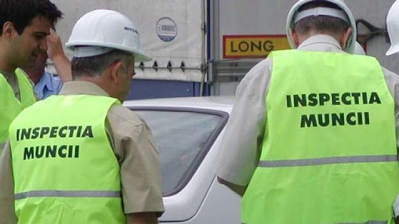 ITM a început o campanie de verificare a securității și sănătății în muncă. Cei vizați sunt constructorii