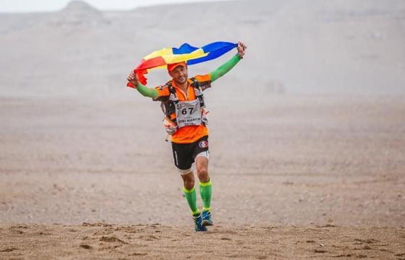 """Iulian Rotariu, înaintea ultramaratonului The Track Australia: """"Gândurile și rugăciunile mele vor fi pentru copiii cu autism din Botoșani!"""""""