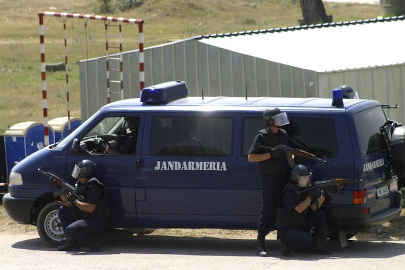 Jandarmeria Botosani: Misiune indeplinita!