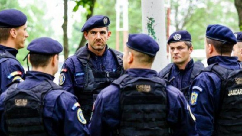 Jandarmeria Română are un nou șef