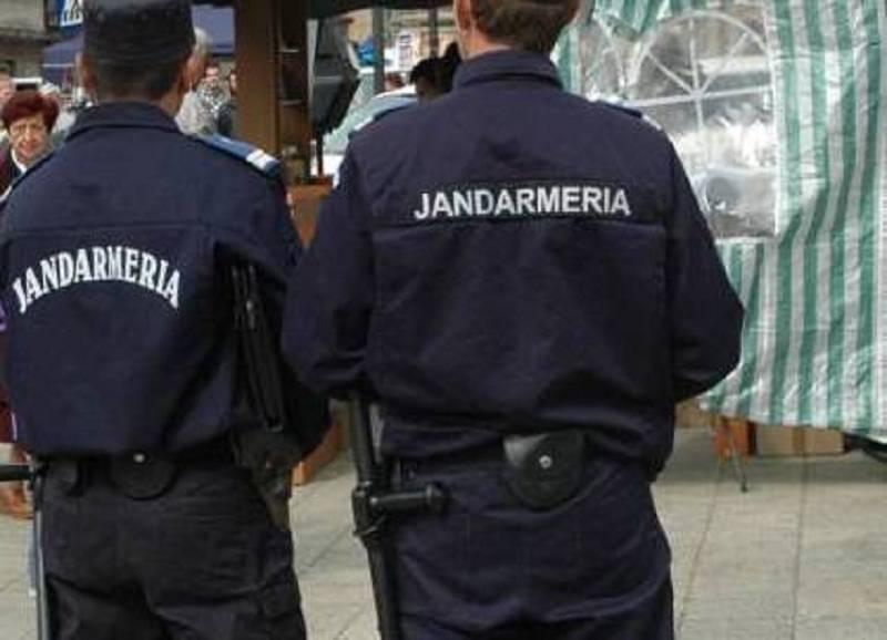 Jandarmii în misiune la Zilele orașului Botoșani