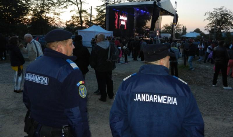 Jandarmii se pregătesc de misiune la Zilele municipiului Dorohoi!