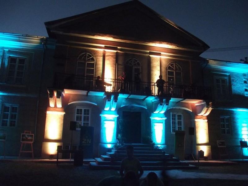 Jazu la Zilele Nordului - Eleganţă, rafinament artistic şi aplauze la conac! FOTO, VIDEO