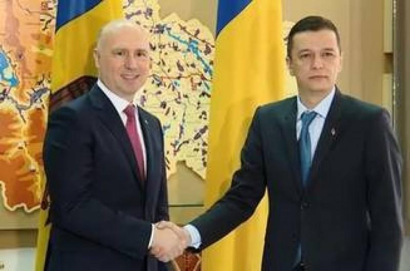 Jocul Balena Albastra, subiect de discutie intre Grindeanu si premierul Moldovei