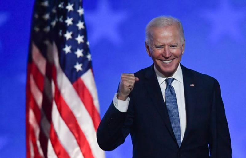Joe Biden se apropie de confirmarea victoriei ca președinte al SUA