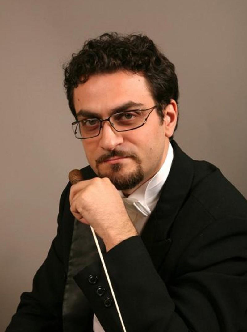 JOI: Concert simfonic sub bagheta lui Marius Hristescu, invitat pianistul Pavlos Yallourakis, din Grecia!