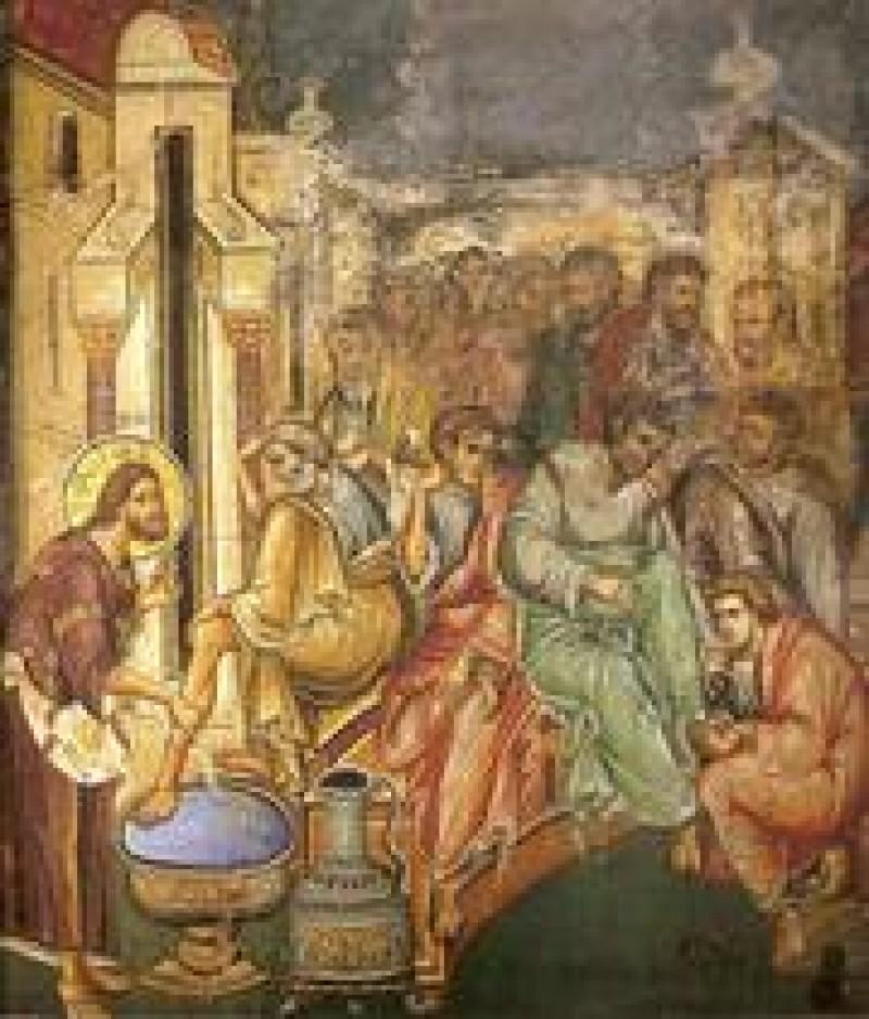 Joia din Saptamana Patimilor (Denia celor 12 Evanghelii) - VIDEO