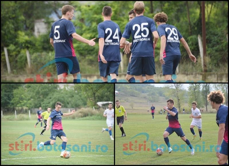 Jucatori testati de FC Botosani, intr-un amical cu Stiinta Miroslava! Fulop si Bordeianu au REVENIT pe teren! GALERIE FOTO