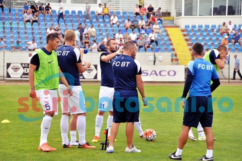 """Jucătorii de la FC Botoșani nu și-au primit salariile din februarie, iar băncile refuză să împrumute clubul: """"Suntem vai de noi!"""""""