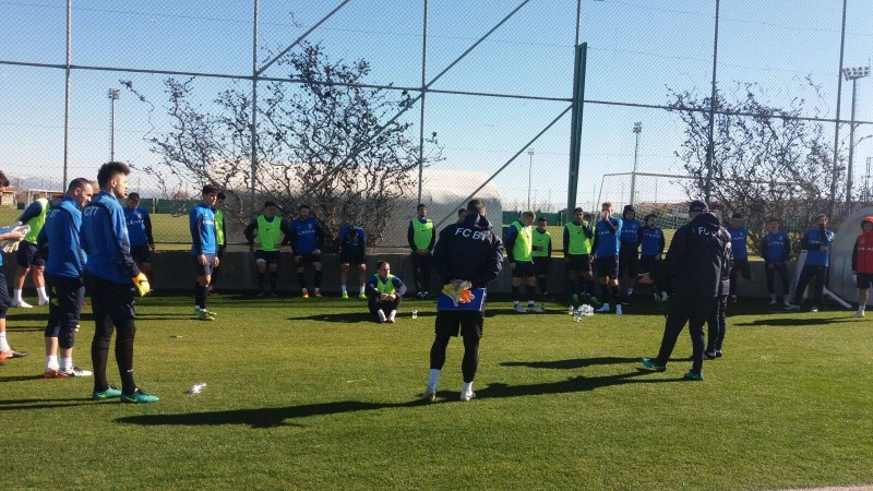 Jucătorii FC Botoşani şi-au terminat vacanţa şi încep cantonamentele
