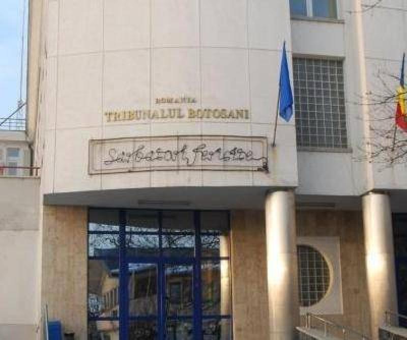 Judecătorii Tribunalului Botoşani susţin Memorandumul pentru Justiţie!