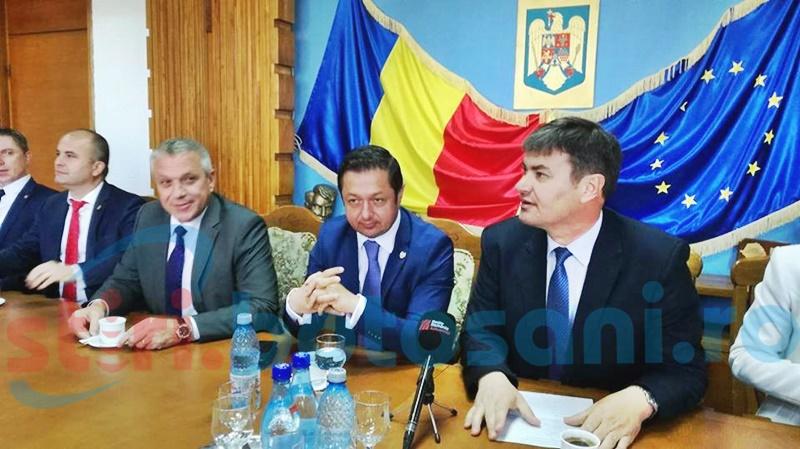 Județul Botoșani ar putea avea un complex național sportiv