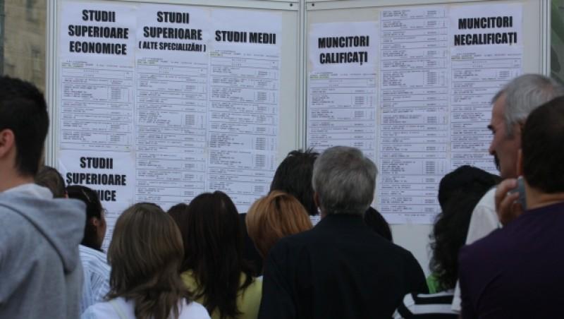Judeţul Botoşani stă cel mai bine, teoretic, la capitolul şomaj comparativ cu celelalte judeţe din regiunea Moldovei!