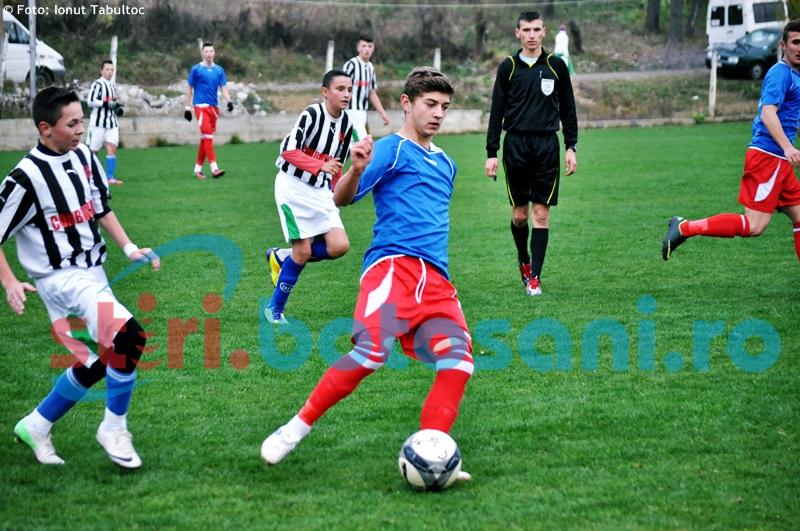 Juniori: FC Botosani, doua infrangeri la Suceava. CSS Botosani, victorie si infrangere cu penalty inventat pe teren propriu - GALERIE FOTO