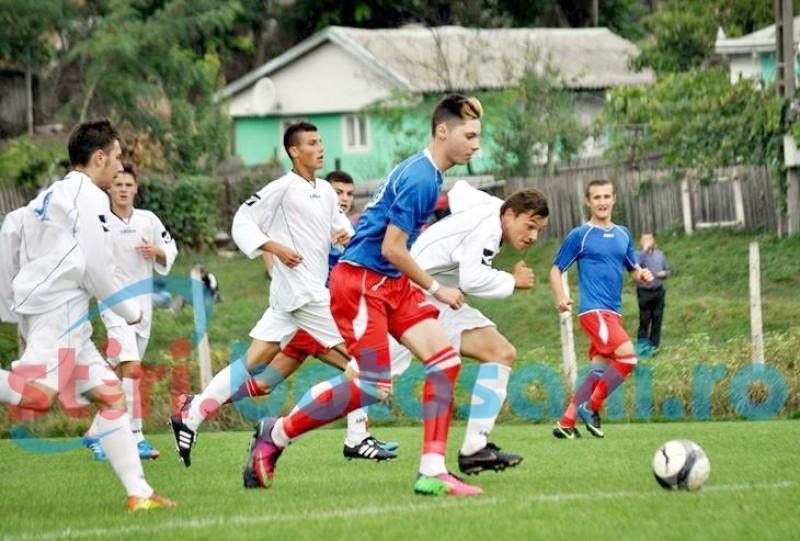 JUNIORI: FC-ul si CSS-ul si-au impartit victoriile in derby-ul local. Elevii lui Schiopu calificati la baraj - REZULTATE