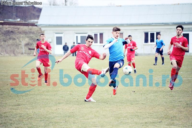 JUNIORI: Sistem competitional schimbat in campionatele de fotbal! Liga Elită are o singura echipa din Botosani! PROGRAM