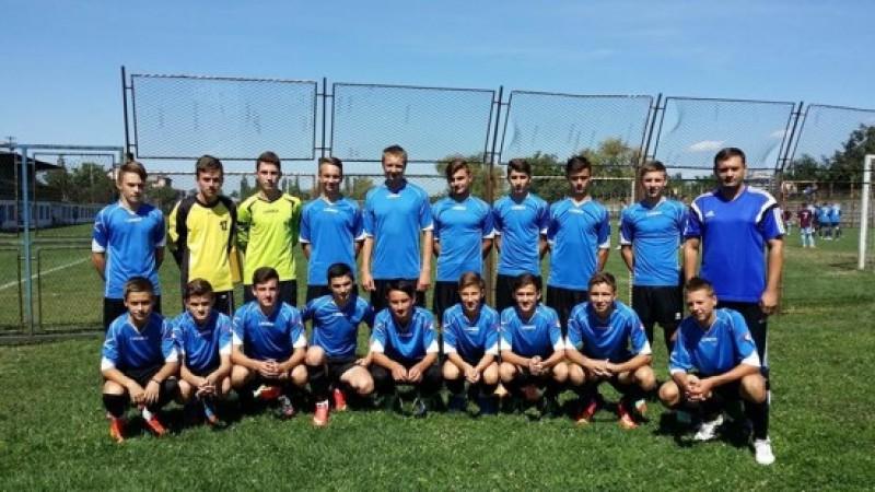 Juniorii botosaneni au debutat cu dreptul in noul sezon! Trei victorii si un egal obtinute de echipele de la FC Botosani si CSS Botosani!