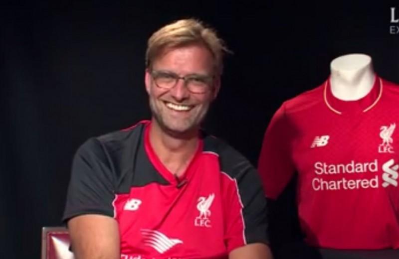 Jurgen Klopp, noul antrenor al echipei FC Liverpool
