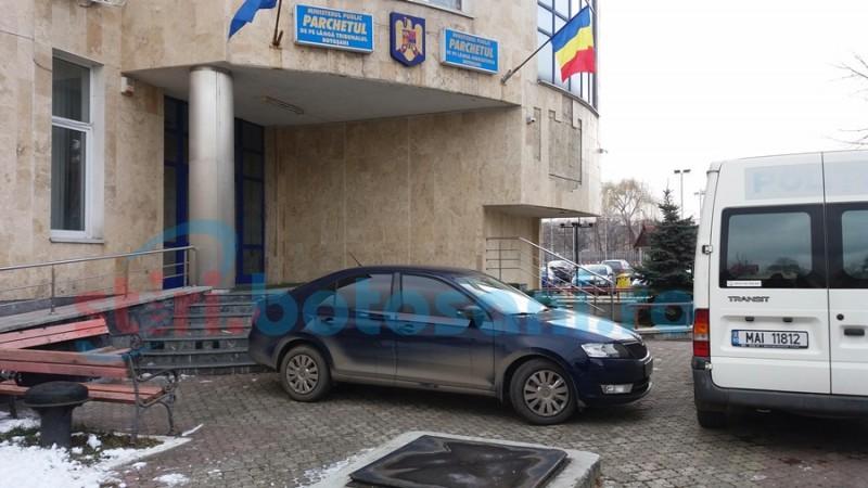 Justiţia botoşăneană mai pierde un magistrat prin pensionarea acestuia