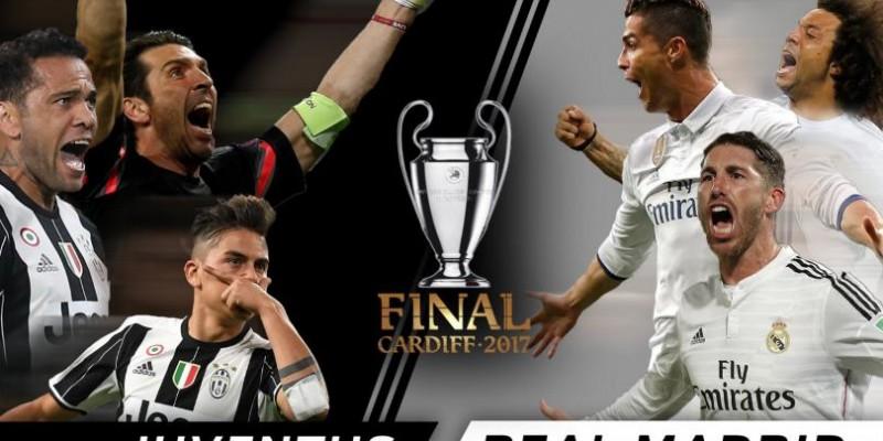 """Juventus - Real e super-finala de la Cardiff. """"Galacticii"""" vor dubla istorică! Cine va castiga?"""