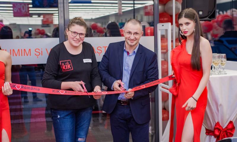 KiK a mai deschis un magazin în județ, la Dorohoi