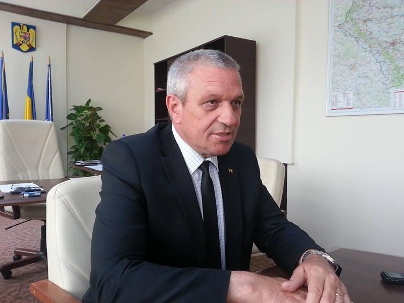 Neurochirurgul de la Spitalul Mavromati, în vizită la președintele CJ. Ce i-a cerut!