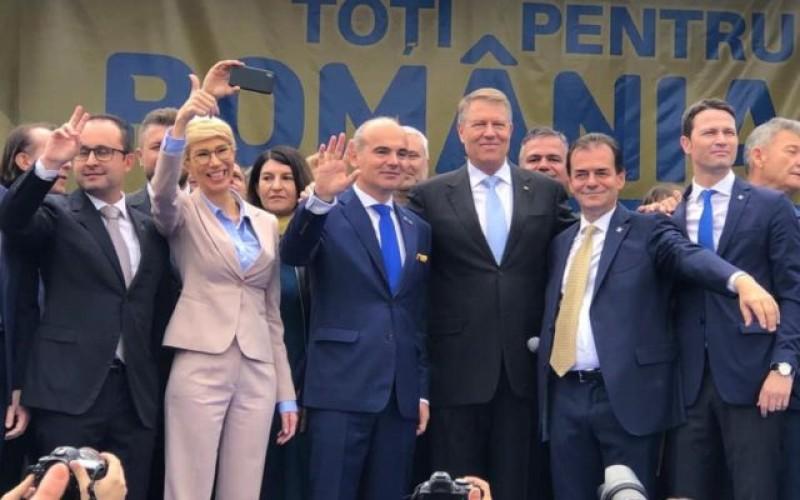 Klaus Iohannis a intrat în cursa pentru un nou mandat la Președinția României!