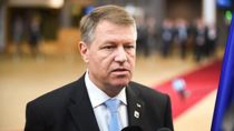 Klaus Iohannis: Il desemnez pe Mihai Tudose ca viitor premier. Aceasta criza politica dauneaza grav Romaniei!