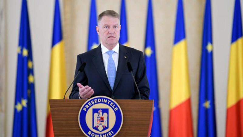Klaus Iohannis: Starea de urgență nu va fi prelungită. Vom intra în stare de alertă