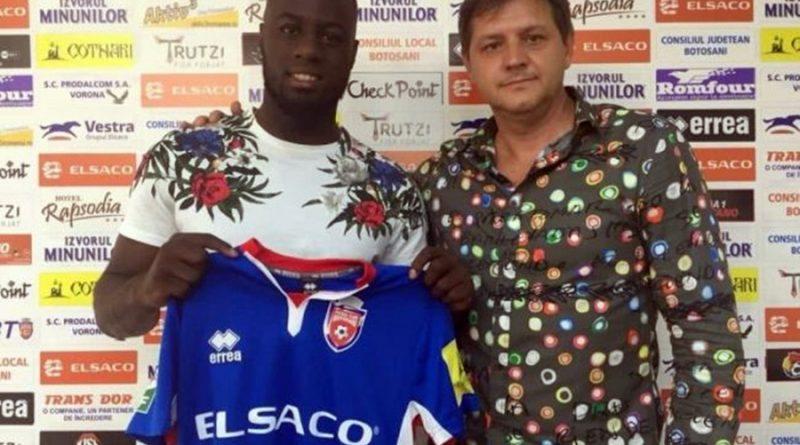 Kortstam Doriano Marvin a semnat cu FC Botoșani!