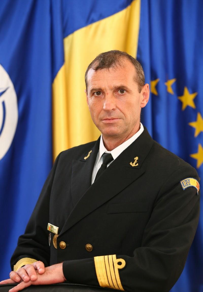 """LA MULȚI ANI! Botoșăneanul care conduce """"pieile roșii"""" din Forțele Navale Române împlinește 55 de ani!"""