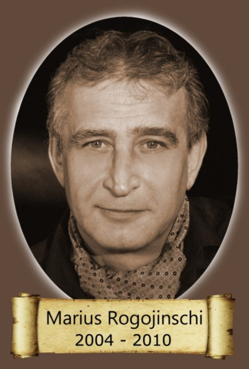 La multi ani, MARIUS ROGOJINSCHI!