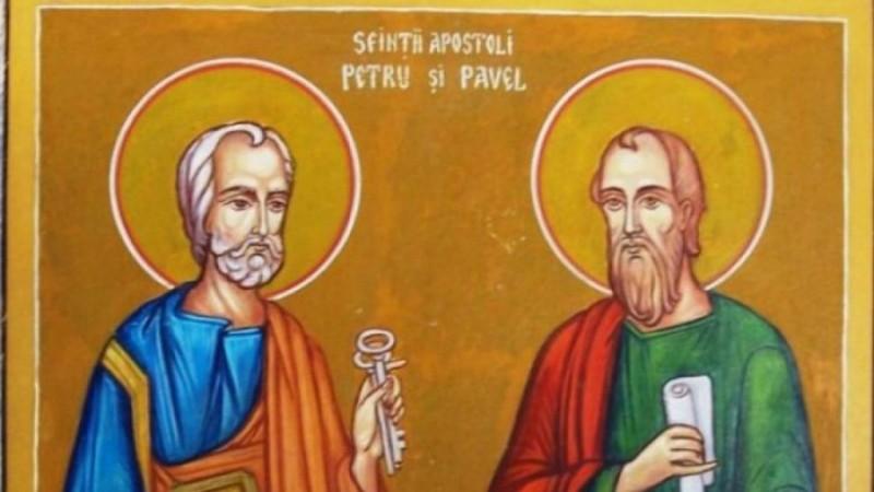 La mulţi ani, Petru, la mulţi ani, Pavel/ Paul! Obiceiuri şi tradiţii la români