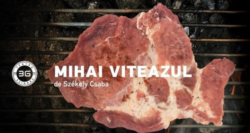 La Târgu Mureș se joacă o piesă a unui dramaturg maghiar în care Mihai Viteazul este caricaturizat