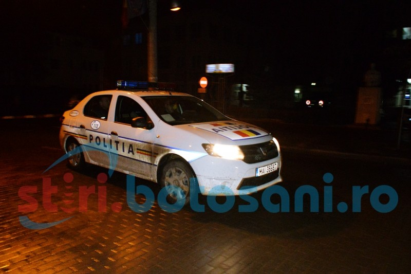 La un pas de comă alcoolică și fără permis, prins pe un drum din județul Botoșani!