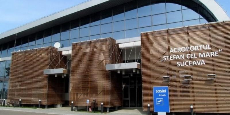 """Lângă noi: Măsuri de prevenție la aeroportul """"Ștefan Cel Mare"""" din Suceava"""