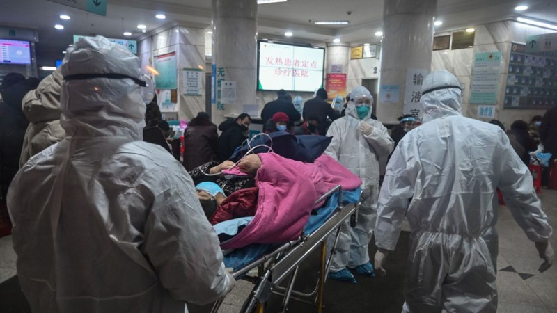 Lângă noi, pregătiri sumbre: Spitalul Județean din Suceava a cumpărat astăzi circa 1.500 de saci pentru transportul cadavrelor