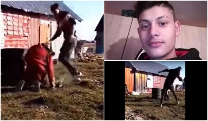Lângă noi: Tânărul care și-a bătut cu biciul concubina minoră a fost reținut pentru 24 de ore