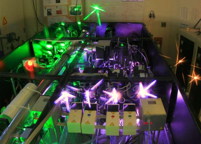 Laserul de la Măgurele a fost asamblat, încep testele preliminare
