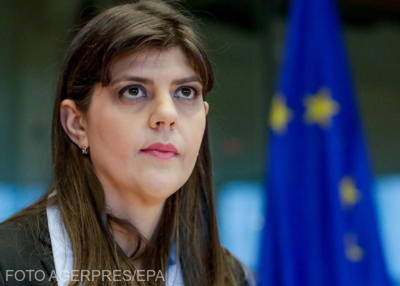 Laura Codruța Kovesi scapă de controlul judiciar