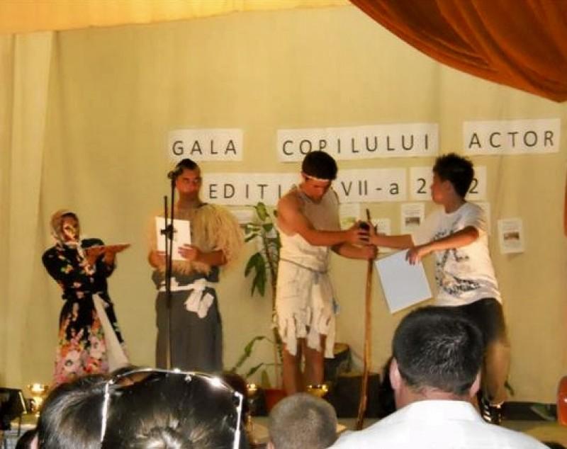Laureaţii celei de-a VII-a ediţii a Galei copilului actor
