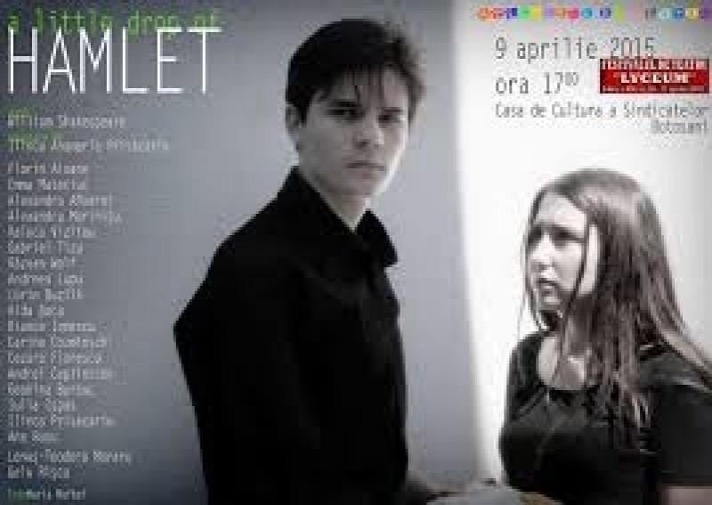 Laureatii celei de a XIX - a editii - 2015 a Festivalului de teatru pentru liceeni LYCEUM